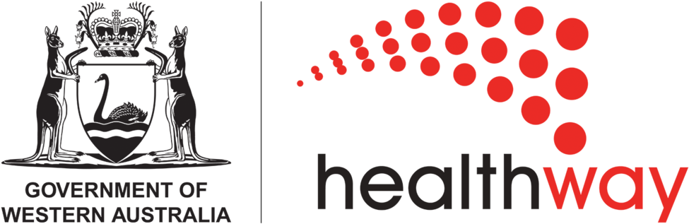 Logo of Government of Western Australia and Healthway